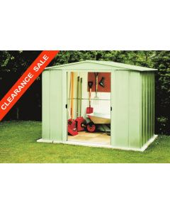 Arrow 6x7 Premier Metal Shed