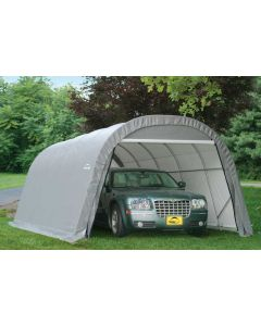 Shelter Logic 12x20x8 Round Top Garage 71332-42