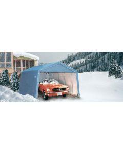 Shelter Logic 12x20x8 Peak Garage 71434-44