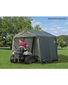 Shelter Logic 8x24x8 Peak Frame Shelter - 76917