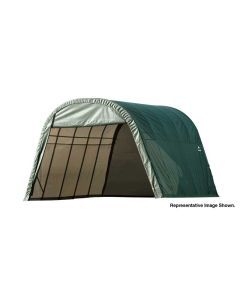 Shelter Logic 13x20x10 Round Top Garage 73332-42