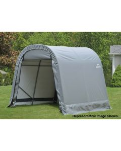 Shelter Logic 8x12x8 Round Top Shelter 76813-4