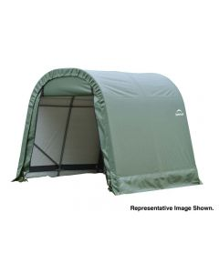 Shelter Logic 10x16x8 Round Top Shelter - 77823