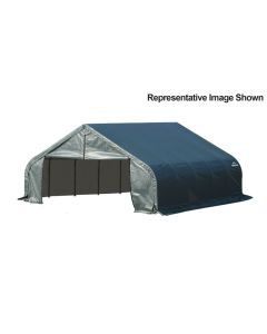 Shelter Logic 18x40x9 Peak Garage - 80843