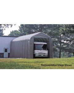 Shelter Logic 15x28x12 Peak Garage 75232-42