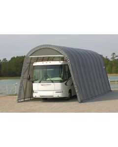 Shelter Logic 14x32x12 Round Top Garage - 95433