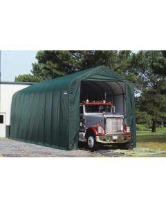 Shelter Logic 14x44x16 Peak Garage 95343-4