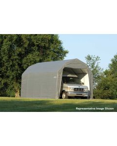 Shelter Logic 12x24x9 Barn Shelter 97153-4
