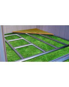Arrow FB1014 Standard Floor Kit - 10'x12' & 10'x14' Bldgs