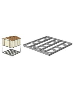Arrow FND477 Base Foundational Kit - Base Kits for 6' x 5' & 4' x 7'