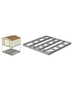 Arrow FDN109 Base Foundational Kit - Base Kit for 8'x8', 10'x8', 10'x9'