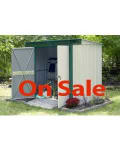 arrow eurolite10x4 lean to shed