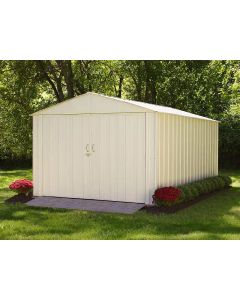 Arrow 10x25 Commander Metal Shed