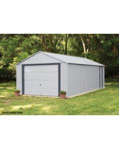 Arrow Murryhill 14'x31' Metal Garage