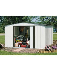 Arrow Newburgh 10'x8' Metal Shed