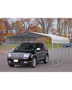 Rhino 12 x 20 x 8 Steel Carport