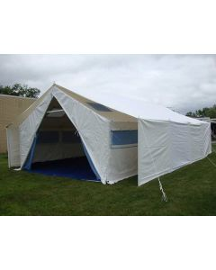 Rhino 18x32x15 UN Disaster Relief Tent
