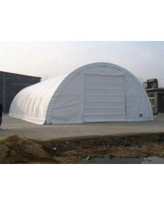 Rhino 30x40x15 Big Bare Commercial Round Shelter