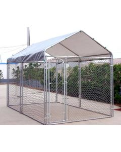 Rhino 7'6x13'x6' Dog Enclosure