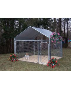 "Rhino 7'6""x7'6""x4' Dog Enclosure"