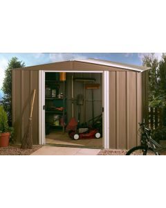 Arrow 10x8 Metal Shed - RMW108