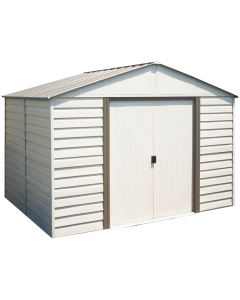 Arrow 8x6 Metal Shed SR68582