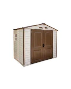 Duramax 8x6 Store All Vinyl Shed