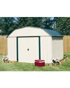 Arrow Sheridan 10'x8' Vinyl Coated Metal Shed