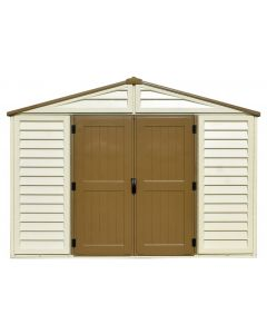 duramax 10x8 woodbridge plus - storage sheds direct