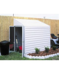 Arrow Yardsaver 4'x10' Metal Shed