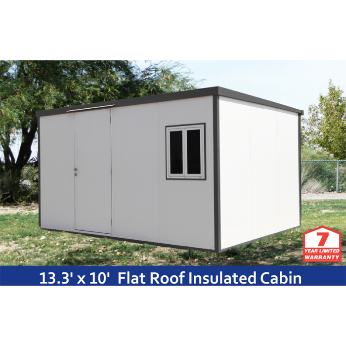 duramax insulated building - stoage sheds direct.com