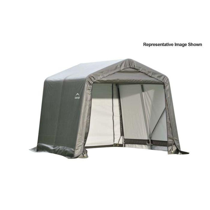 Shelter Logic 8x8x8 Peak Frame Shelter - 71802-4
