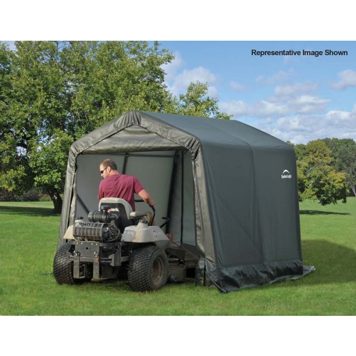 Shelter Logic 8x16x8 Peak Frame Shelter 71823-4