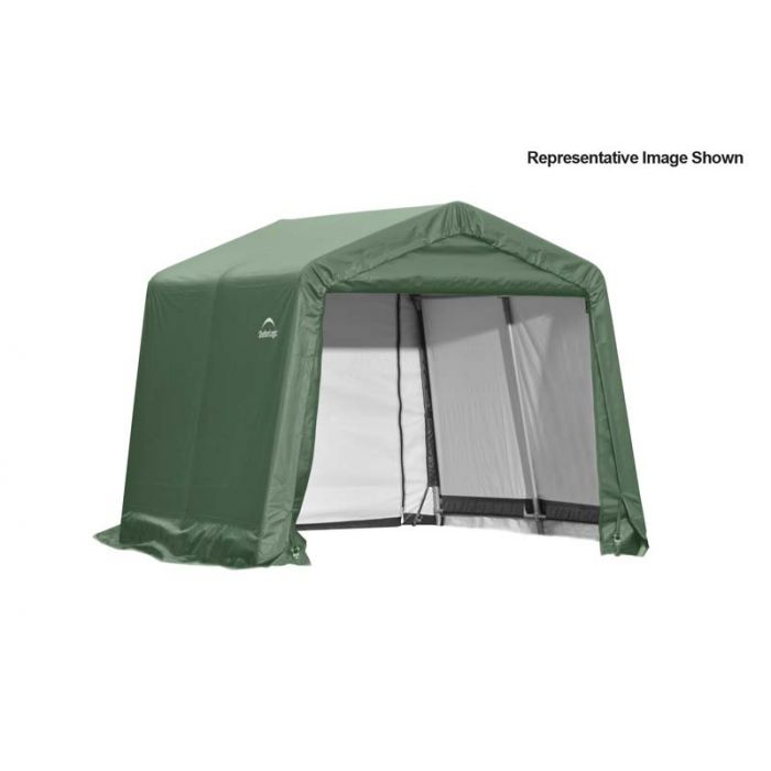 Shelter Logic 10x12x8 Peak Frame Shelter 72813-4