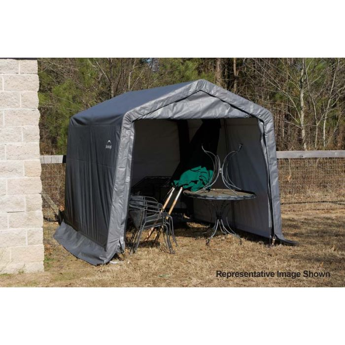 Shelter Logic 10x16x8 Peak Frame Shelter 72823-4