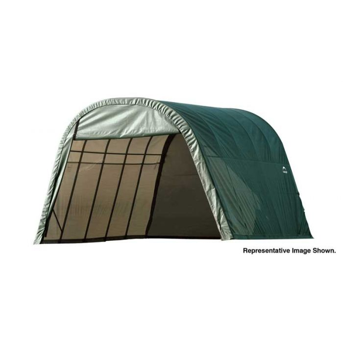 Shelter Logic 13x20x10 Round Top Garage 73332-42