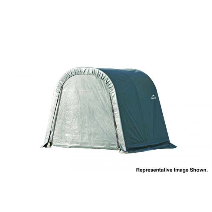 Shelter Logic 8x20x8 Round Top Shelter - 76858
