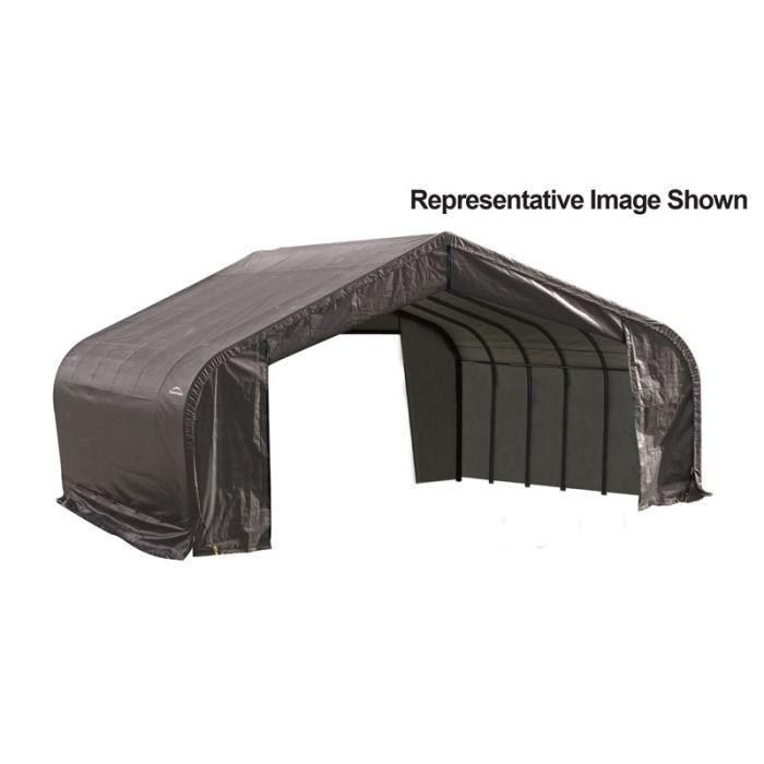 Shelter Logic 22x24x12 Peak Garage 82143-4