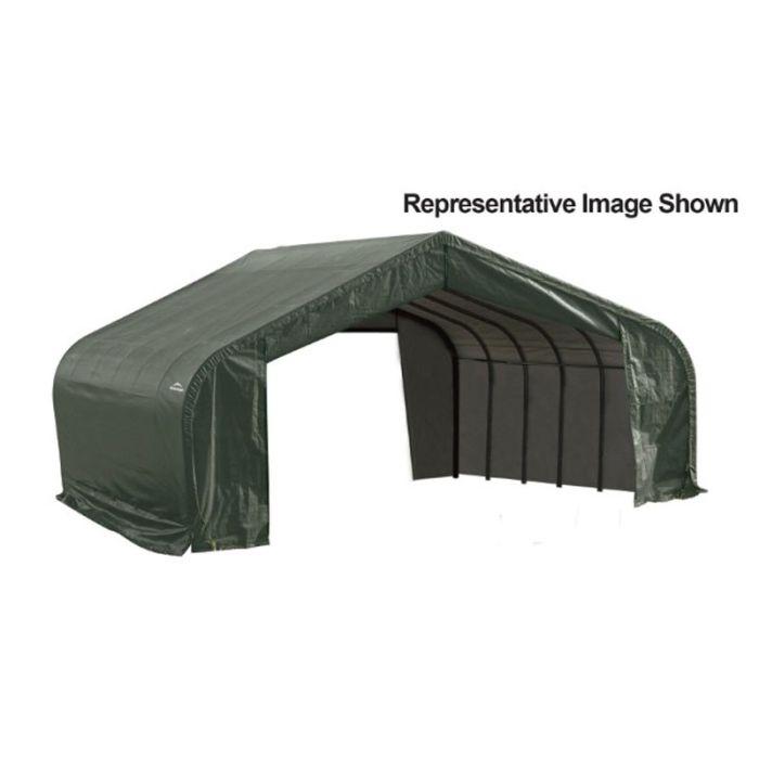 Shelter Logic 22x32x12 Peak Garage - 82443