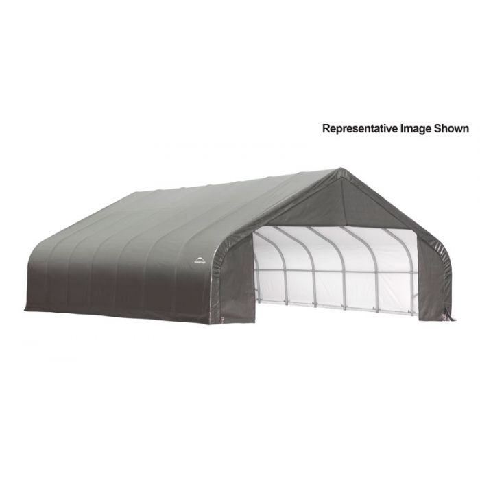 Shelter Logic 28x28x20 Peak Garage 86070-1