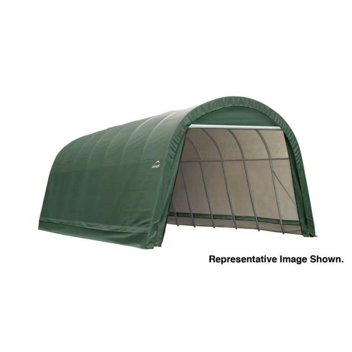 Shelter Logic 14x20x12 Round Top Garage 95340-1