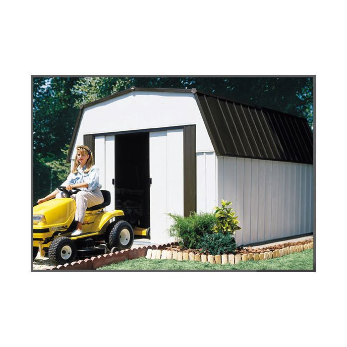 Arrow Estator 10'x14' Metal Shed