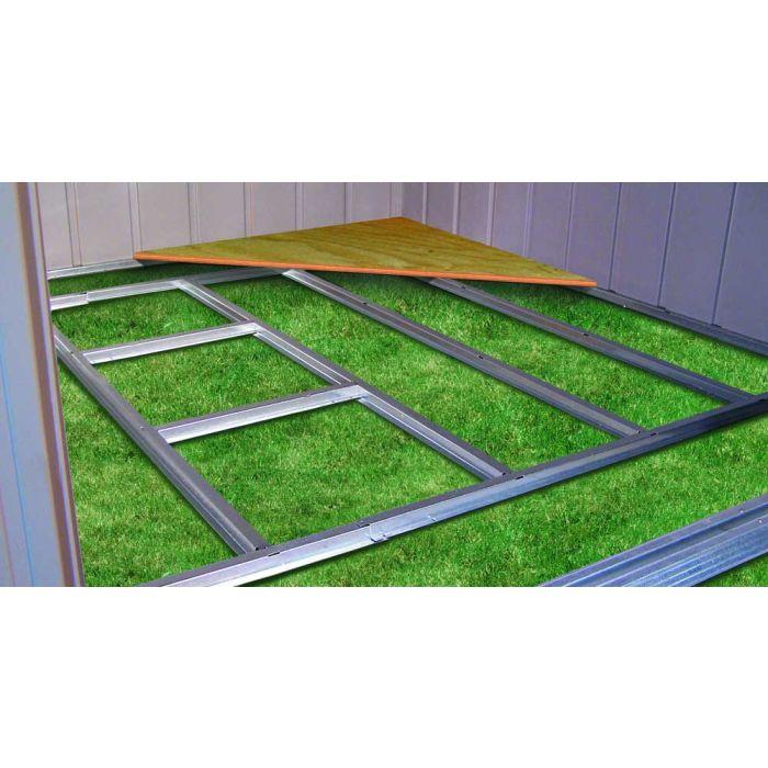 Arrow FB109 Standard Floor Kit - 10'x8' & 10'x9' Bldgs