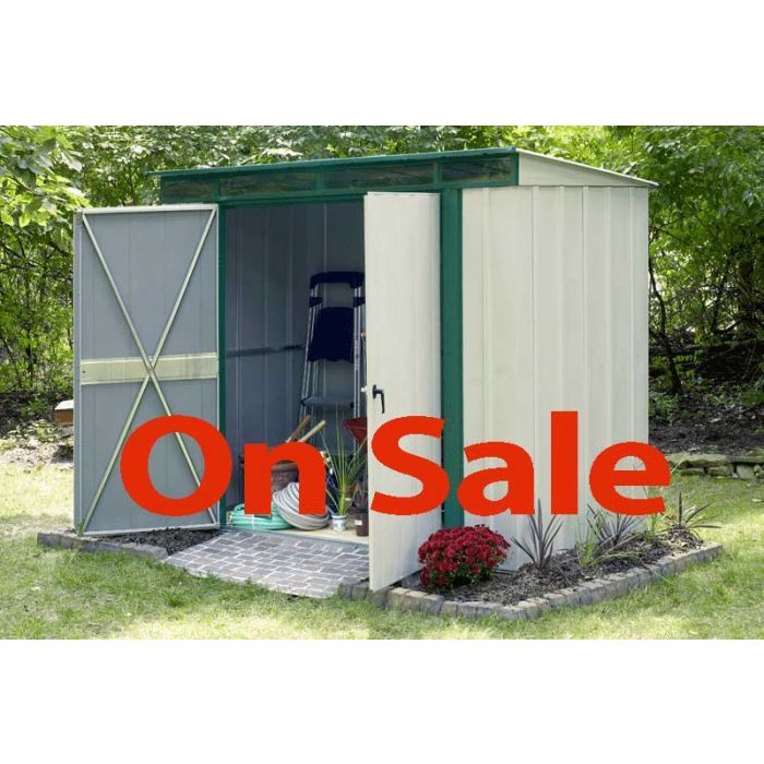 Storage Sheds Direct Arrow Eurolite 10x4 Arrow Sheds