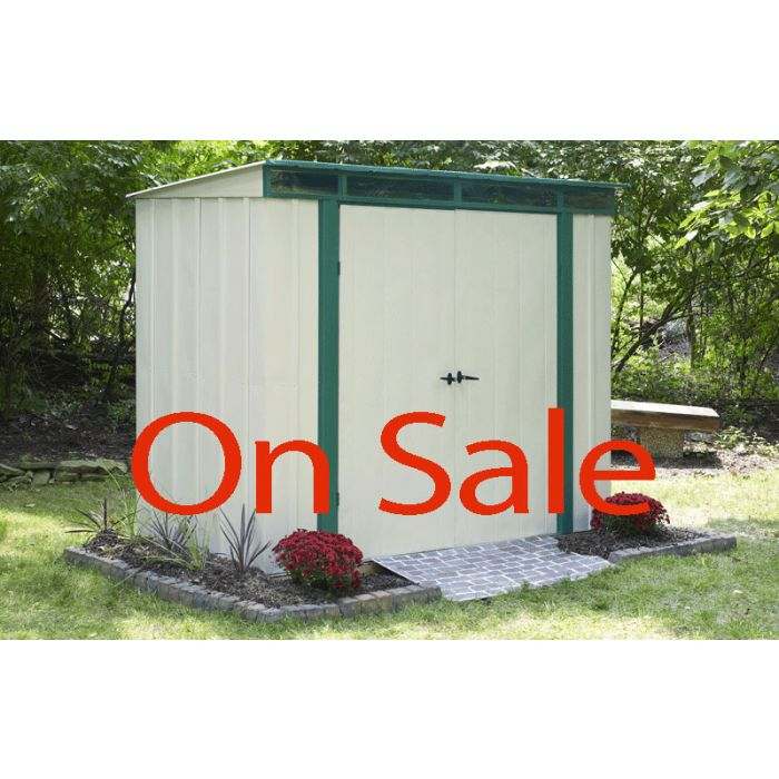 arrow eurolite 6x4 lean to shed