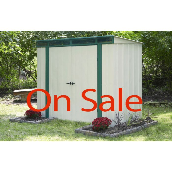 arrow eurolite 8x4 lean to shed
