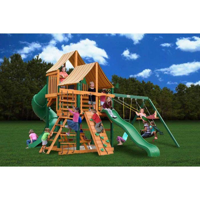 Gorilla Great Skype 1 WG Cedar Swing Set