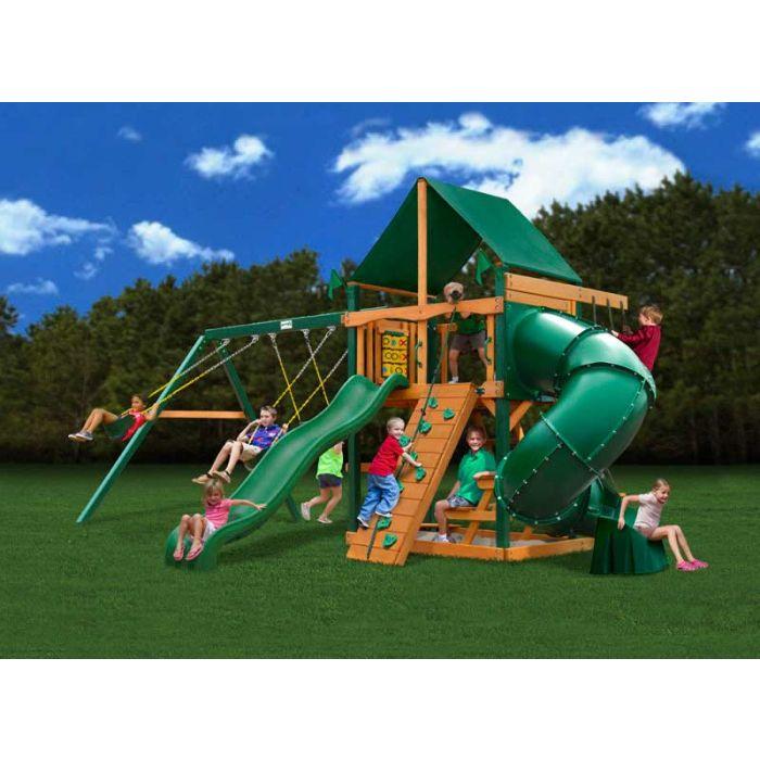 Gorilla Mountaineer Supreme CG Cedar Swing Set