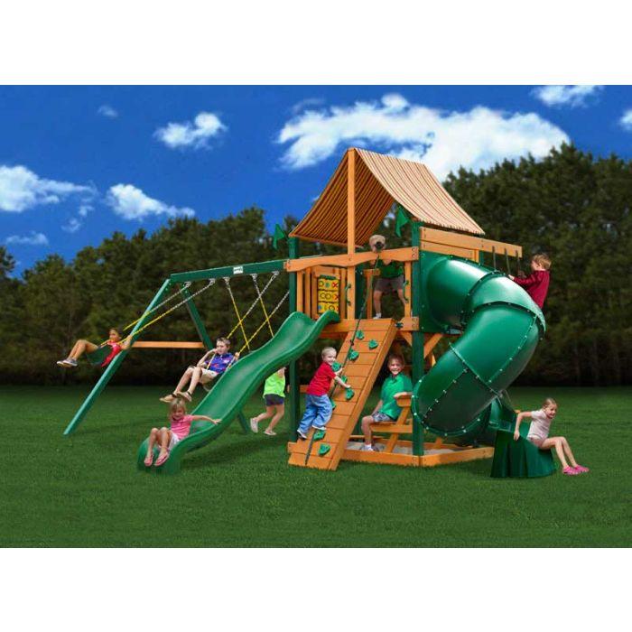 Gorilla Mountaineer Supreme WG Cedar Swing Set