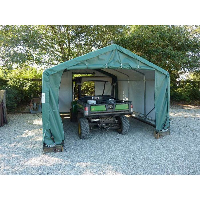 Rhino 12x12x8 Instant Storage Shed